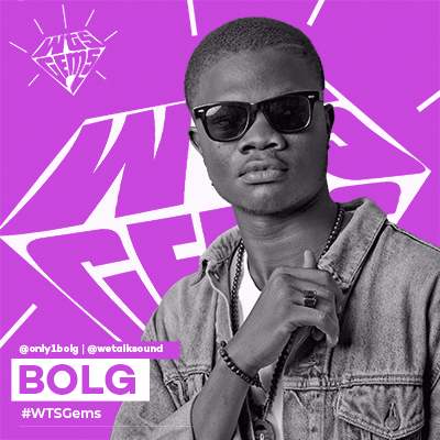 WTSGems: Meet BOLG – an Afro-fusionist who got inspired while travelling across Nigeria.