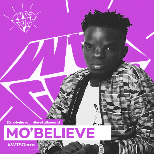 WTSGems: Meet Mo'believe – an Urban Folklore musician who started out rapping.