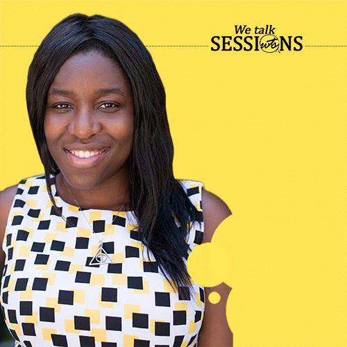 WeTalkSessions – Christine Osazuwa on how creatives can harness data & insights to grow their brands.