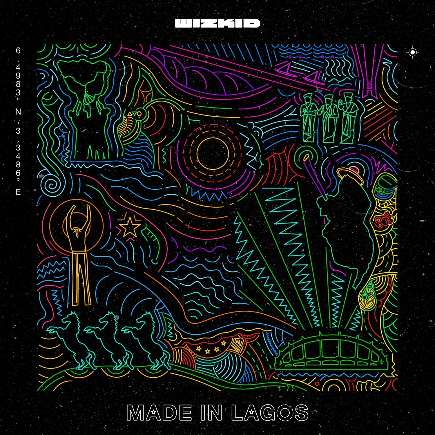 [Exclusive] Breakdown of the iconic 'Made in Lagos' artwork with team BEDU.