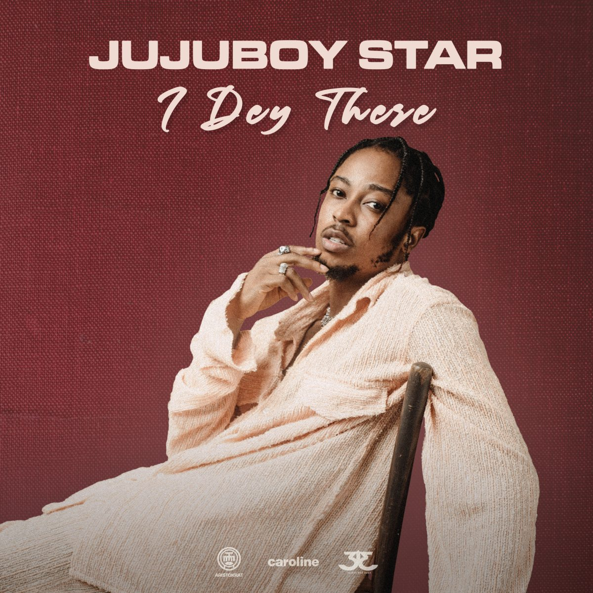 Jujuboy Announces His Presence On  'I Dey There'.
