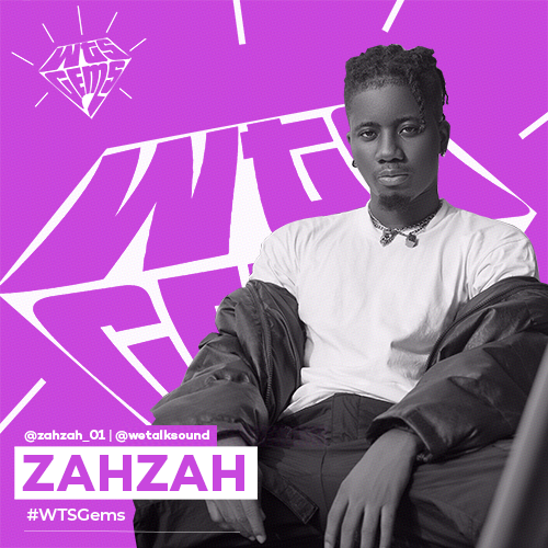 WTSGems: Meet Zahzah – an artiste who works with African elements.