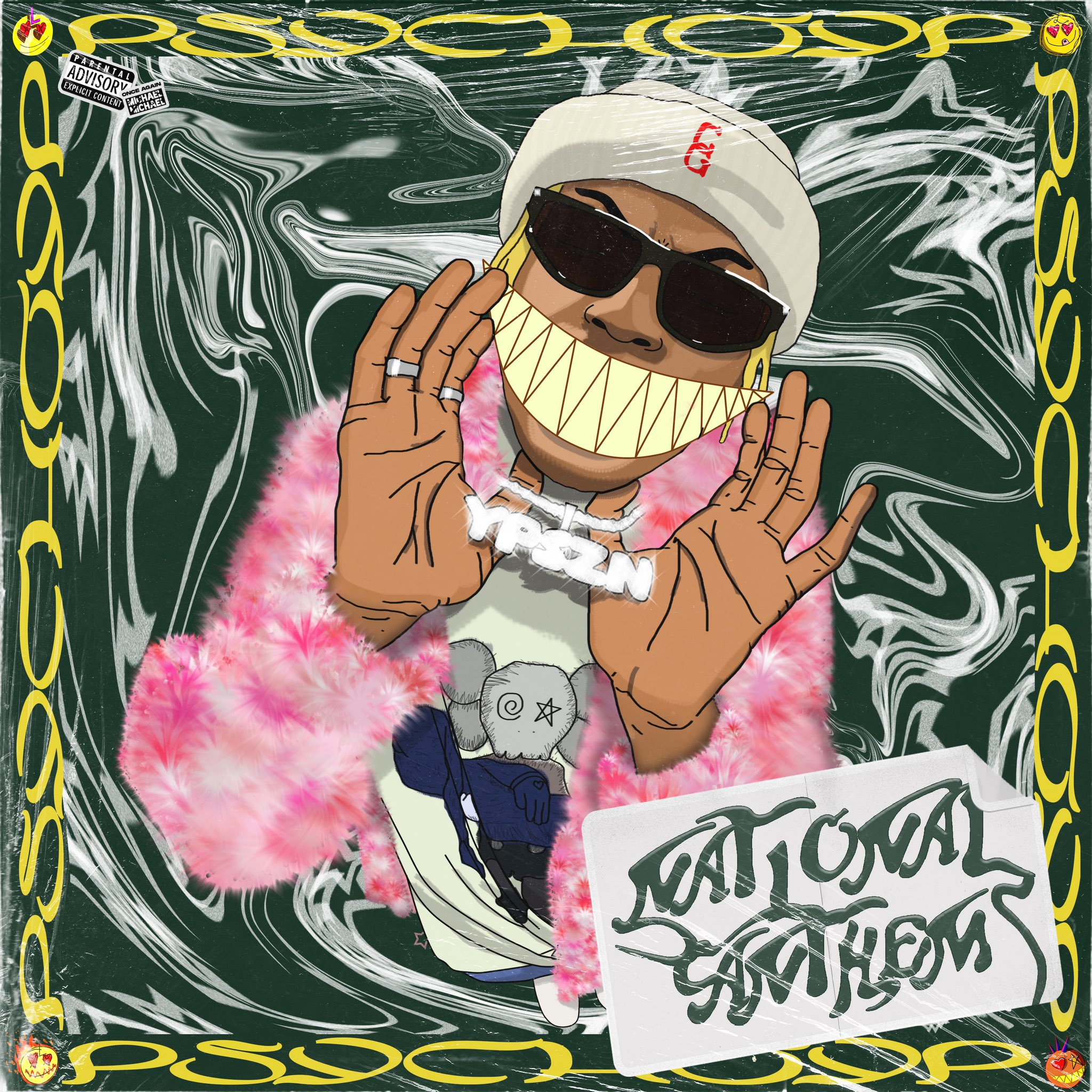 PsychoYP is back with jams in 'National Anthem'