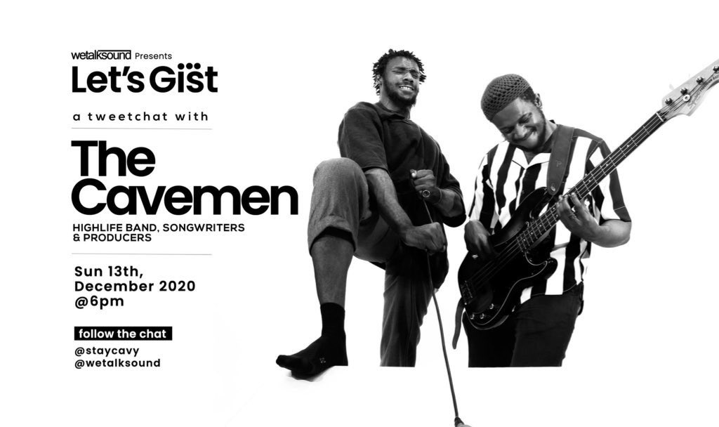 Let's gist: The Cavemen out with  new single.