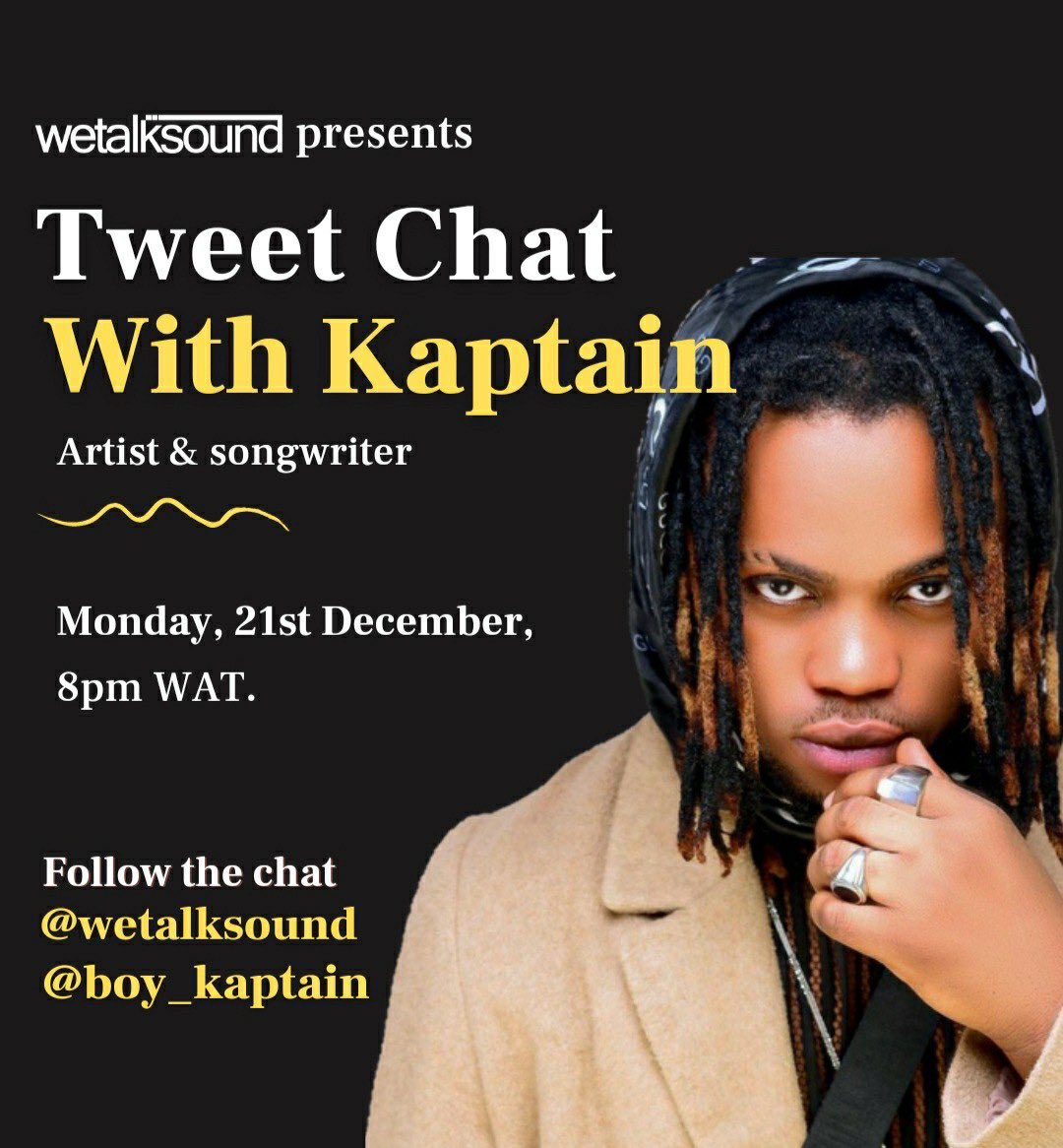 Let's gist: Kaptain's love ship- the EP.
