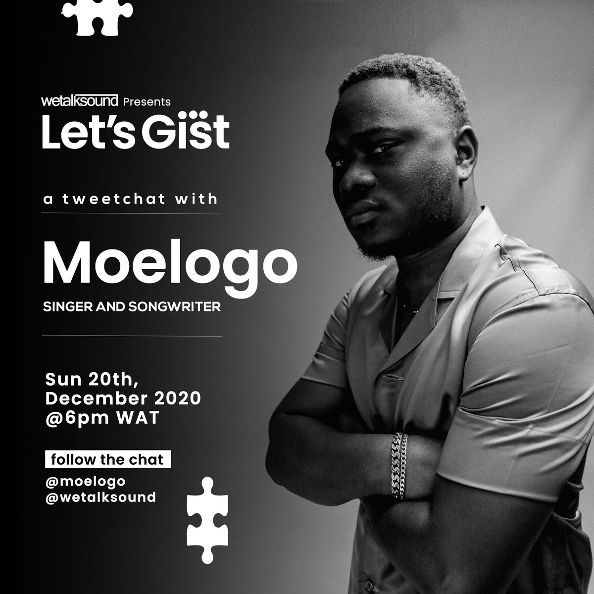 Let's gist: Myself, an EP by Moelogo.