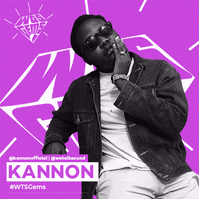 WTSGems: Meet Kannon- an artiste invested in growth.