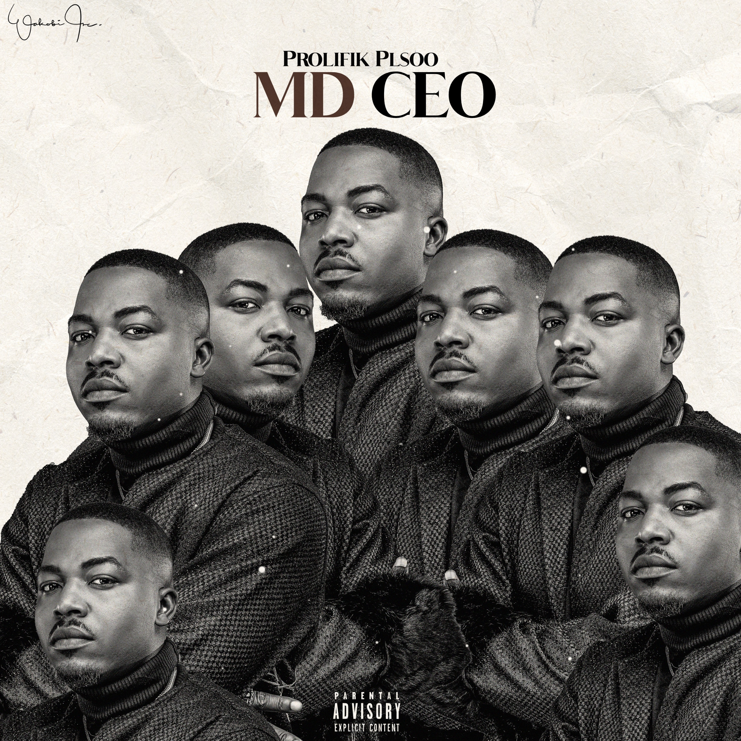 """Prolifik Plsoo Delivers Artistic Brilliance In New Ep: """"MD CEO"""""""