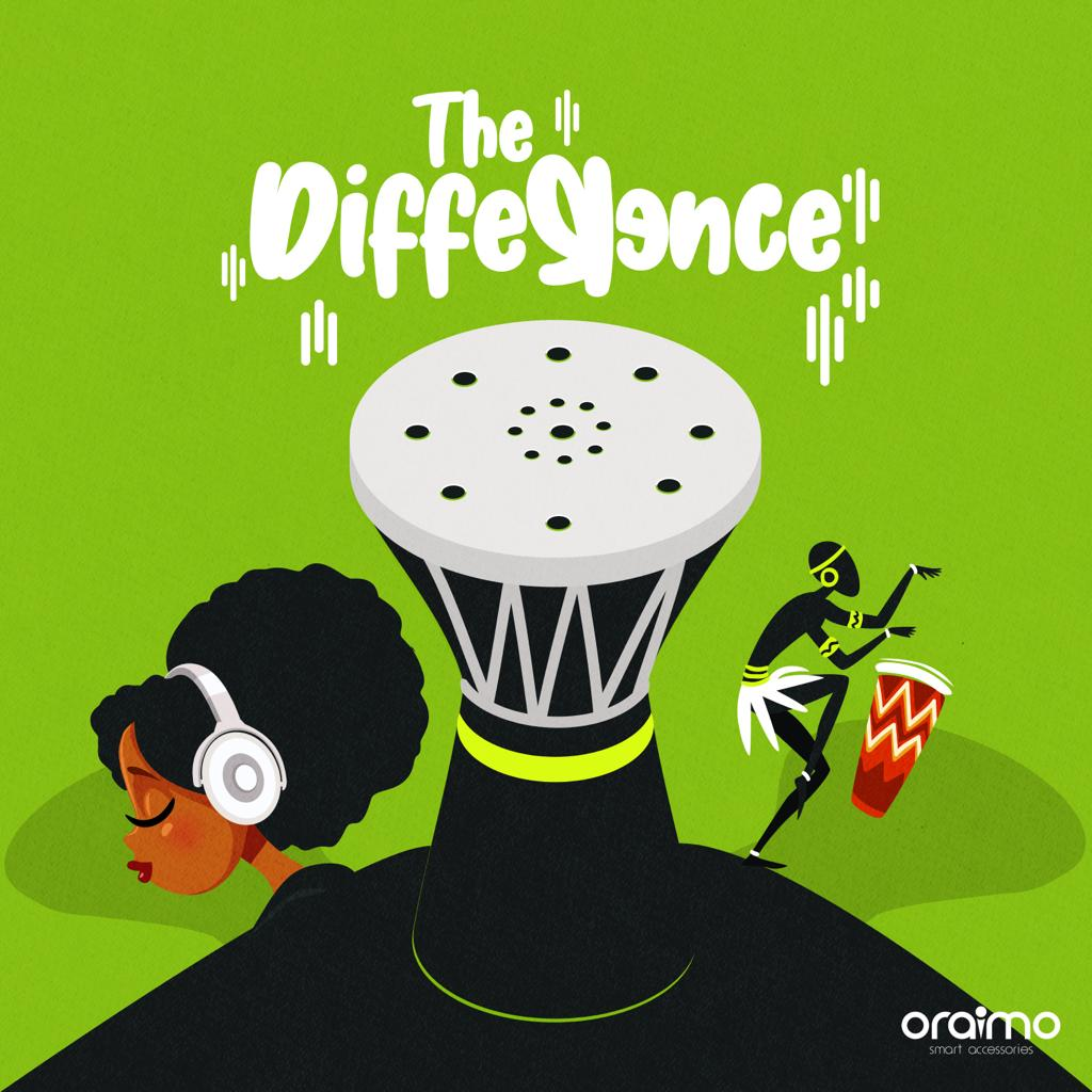 oraimo Launches New FreePods 3 Device with 'The Difference' EP.